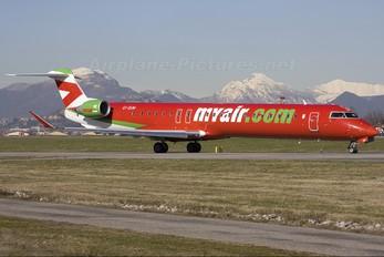EI-DUM - Myair Canadair CL-600 CRJ-900