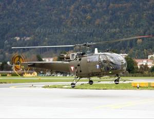 3E-KP - Austria - Air Force Sud Aviation SA-316 Alouette III