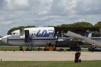 LV-YZA - LAPA Boeing 737-200