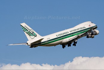 N479EV - Evergreen International Boeing 747-100F
