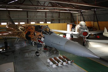 42 - South Africa - Air Force Museum Atlas (Denel) Cheetah C