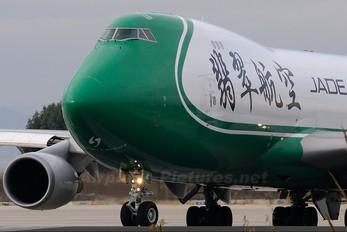 B-2441 - Jade Cargo Boeing 747-400F, ERF