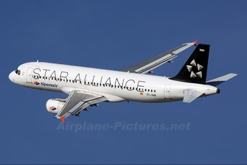 EC-INM - Spanair Airbus A320
