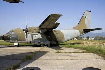 MM62121 - Italy - Air Force Alenia Aermacchi G-222