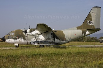 MM62135 - Italy - Air Force Alenia Aermacchi G-222