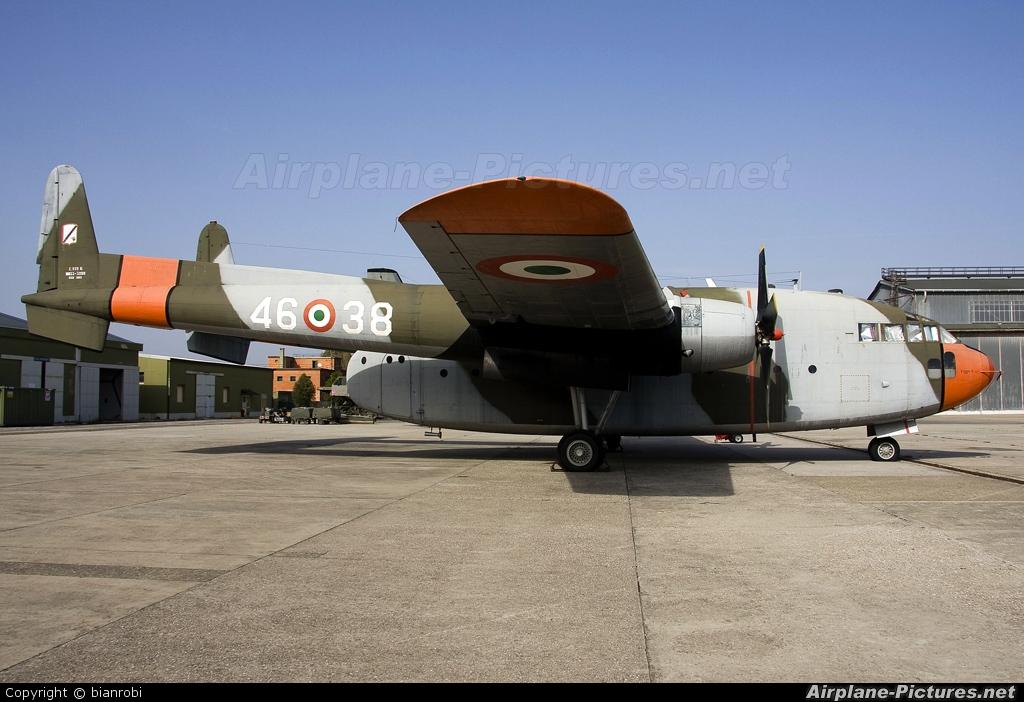 MM53-3200 - Italy - Air Force Fairchild C-119 Flying ...