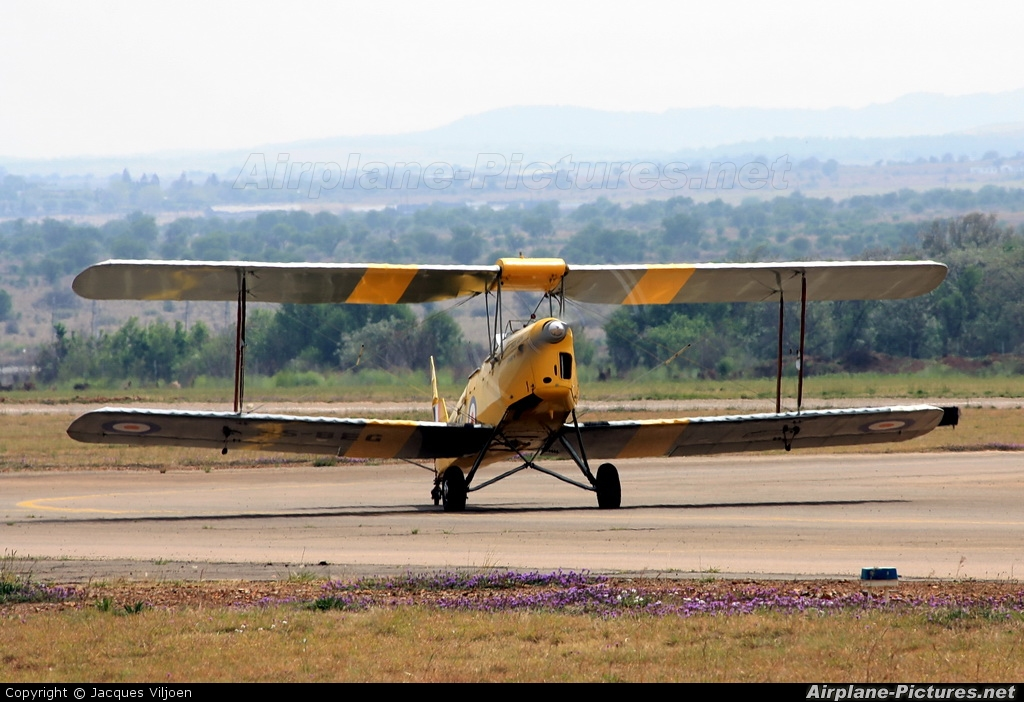 Private ZS-BEG aircraft at Potchefstroom