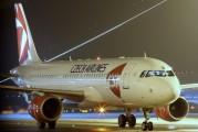OK-GEB - CSA - Czech Airlines Airbus A320 aircraft