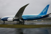 N787BA - Boeing Company Boeing 787-8 Dreamliner aircraft