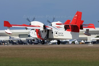 M71-01 - Malaysia - Maritime (MMEA) Canadair CL-415 (all marks)