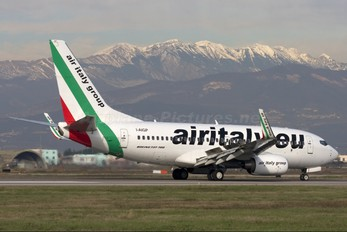 I-AIGP - Air Italy Boeing 737-700