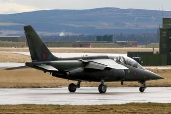 ZJ645 - UK - QinetiQ Dassault - Dornier Alpha Jet A