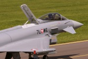 7L-WE - Austria - Air Force Eurofighter Typhoon S aircraft