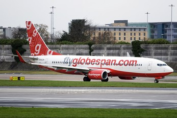 G-DLCH - Flyglobespan Boeing 737-800
