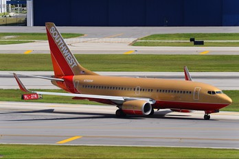 N792SW - Southwest Airlines Boeing 737-700