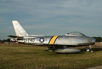 51-2740 - USA - Air Force North American F-86 Sabre