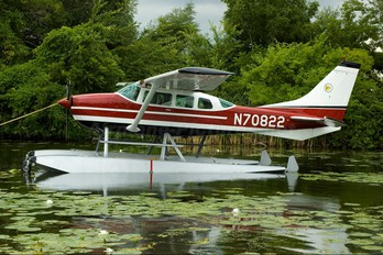 N70822 - Private Cessna 206 Stationair (all models)
