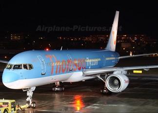 G-BYAH - Thomson/Thomsonfly Boeing 757-200