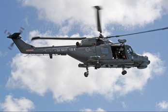 194 - South Africa - Air Force Westland Super Lynx 300 Mk.64