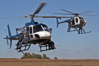 ZS-RZP - South Africa - Police Aerospatiale AS350 Ecureuil / Squirrel
