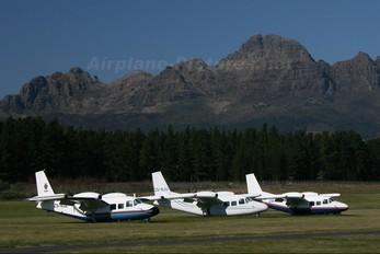 ZS-NJU - Private Piaggio P.166 Albatross (all models)