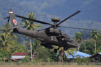2067 - Singapore - Air Force Boeing AH-64 Apache