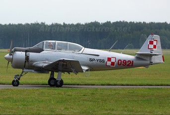 SP-YSS - Polish Eagles Foundation PZL TS-8 Bies