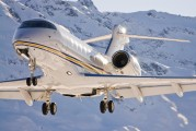 N300MY - Private Bombardier BD-100 Challenger 300 series aircraft