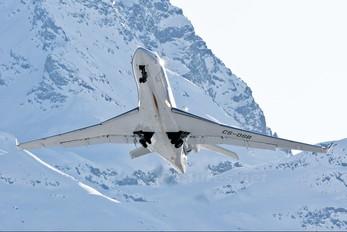 CS-DSB - NetJets Europe (Portugal) Dassault Falcon 7X