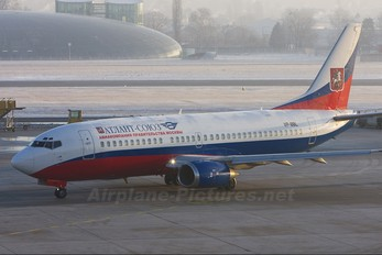 VP-BBL - Atlant-Soyuz Boeing 737-300