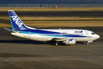 JA8195 - ANA - Air Next Boeing 737-500