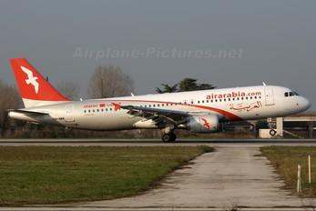 CN-NMA - Air Arabia Maroc Airbus A320