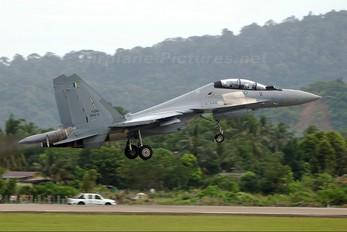 M52-11 - Malaysia - Air Force Sukhoi Su-30MKM