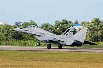 M43-11 - Malaysia - Air Force Mikoyan-Gurevich MiG-29N