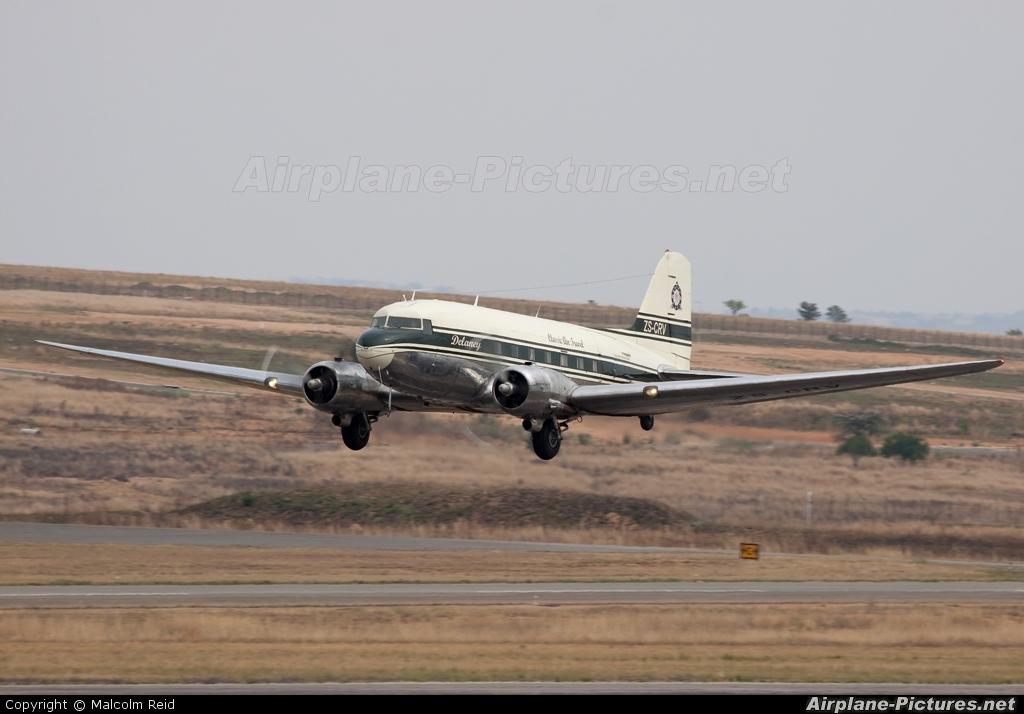 Rovos Air ZS-CRV aircraft at Lanseria