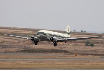 ZS-CRV - Rovos Air Douglas DC-3