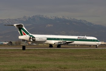I-DACV - Alitalia McDonnell Douglas MD-82