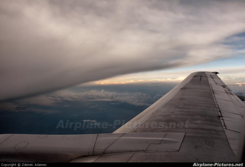 CSA - Czech Airlines OK-DGL aircraft at In Flight - International