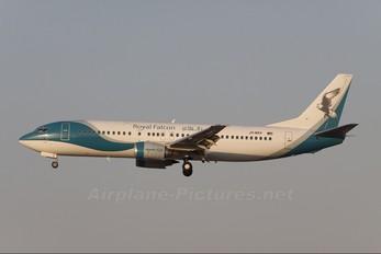JY-RFF - Royal Falcon Boeing 737-400