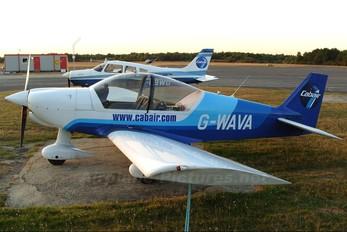 G-WAVA - Cabair Robin HR.200 series