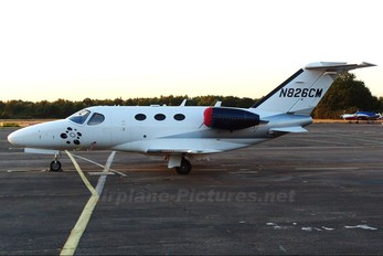 N826CM - Cessna Aircraft Company Cessna 510 Citation Mustang