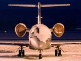 OE-GVA - Vistajet Learjet 40 aircraft