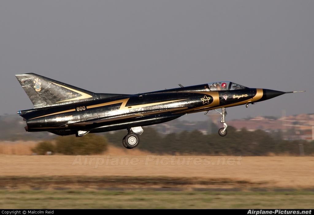 South Africa - Air Force Museum ZU-DME aircraft at Swartkops
