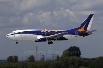 VP-BBG - KD Avia - Kaliningradavia Boeing 737-300