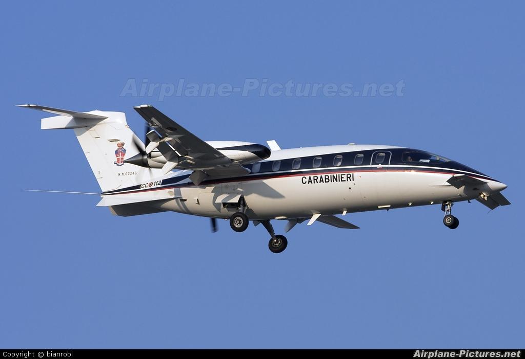 Italy - Carabinieri MM62246 aircraft at Verona - Villafranca
