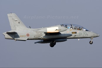 MM54518 - Italy - Air Force Aermacchi MB-339A