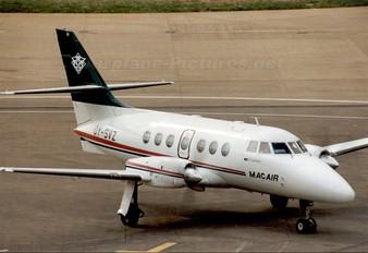 OY-SVZ - Macair Scottish Aviation Jetstream 32