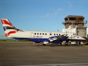 G-MAJH - British Airways Scottish Aviation Jetstream 41
