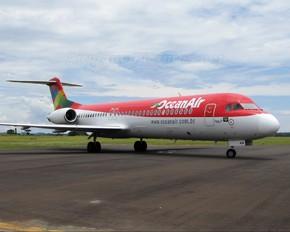PT-OAM - OceanAir Fokker 100