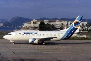 PT-MNC - Nordeste Boeing 737-500